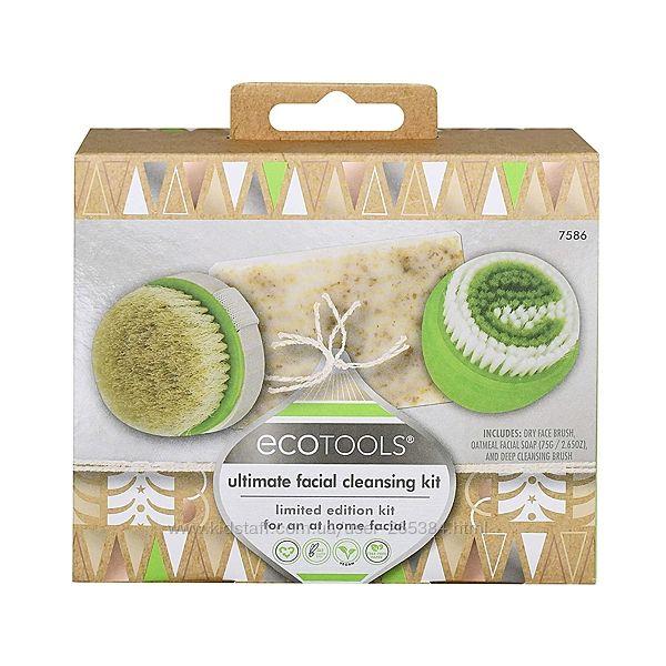 Набор для ухода за лицом Ecotools Ultimate Facial Cleansing Kit