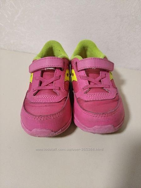 Кроссовки для девочки Saucony, US 8