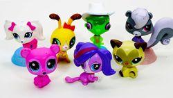Приму в дар игрушки LPS littlest pet shop лпс петшоп