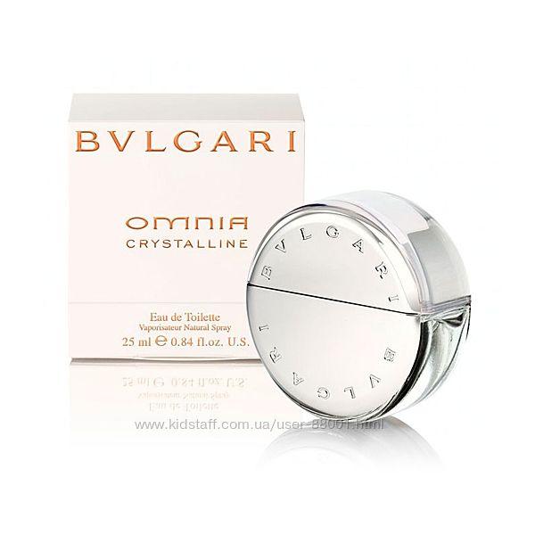 Bvlgari Omnia Crystalline - воплощение чувственности и женственности