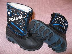 Сноубутсы Polar, Patent pending, Италия. Зима.