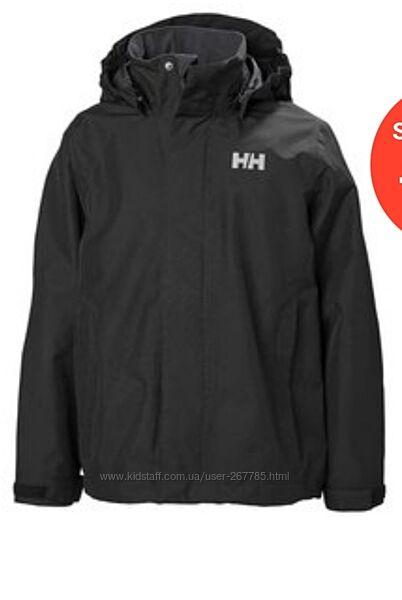 Куртка ветровка Hally Hansen р.128