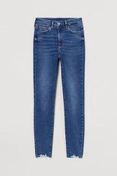 Джинсы женские skinny стрейчевые H&M Англия. Размер 28