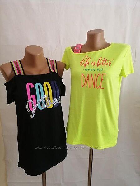 Две красивые стильные футболки LC Waikiki