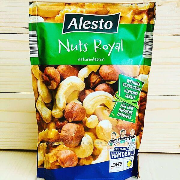 Смесь орехов Alesto Mixed Nuts Royal, 200 грамм