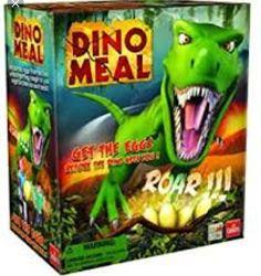 Настольная игра Dino Meal Goliath Обед Динозавра или Парк Юрского периода