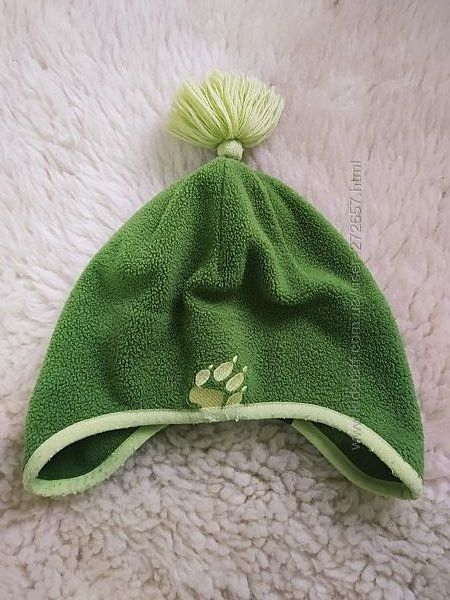 Флисовая шапка Jack Wolfskin размер М