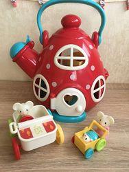 Мышиный домик-чайник ELC mothercare Happyland