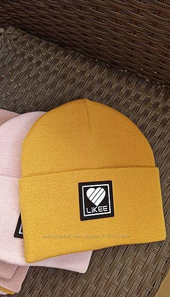 Двойная шапка шапочка