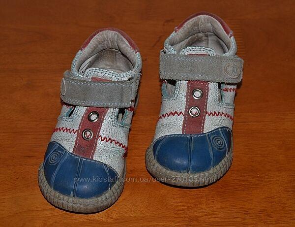 Туфельки сандалии Antilopa  полностью кожа