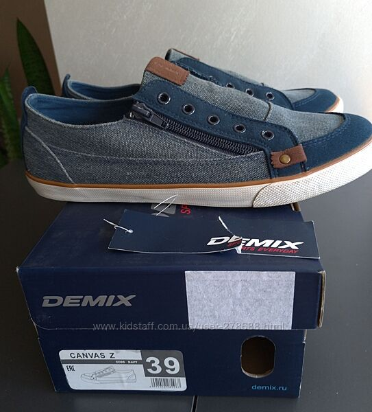 Кеды, кроссовки Demix 39 размер