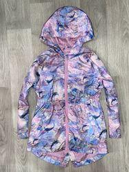Красивая курточка , ветровка TU Размер 5-6 лет