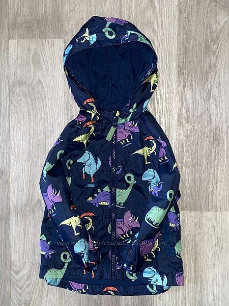 красивая курточка, ветровка TU  Размер 1,5-2 года