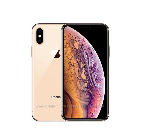 iPhone XS Max Gold 256 Гб