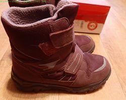 Зимние ботинки для девочки, р.35 стелька 23 см