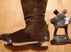 Ледоходы, ледоступы, накладки на обувь  с зубцами