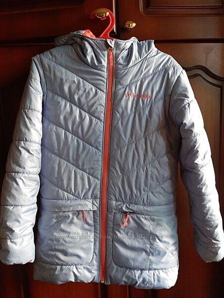 Демисезонная курточка Columbia для девочки, размер S